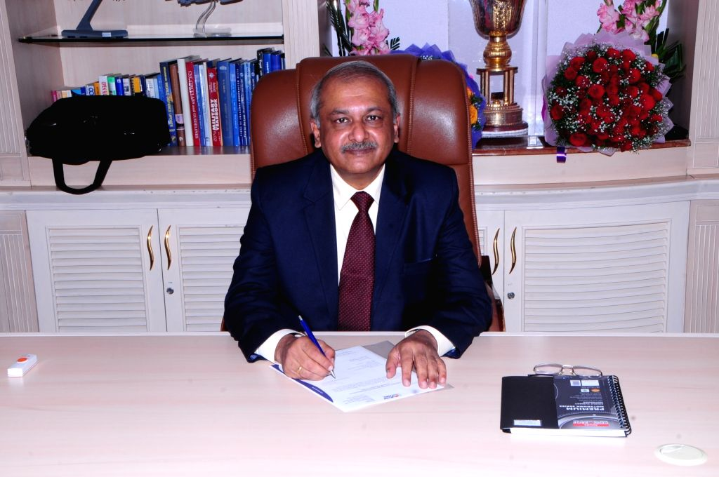 : HAL Chairman and Managing Director R. Madhavan..