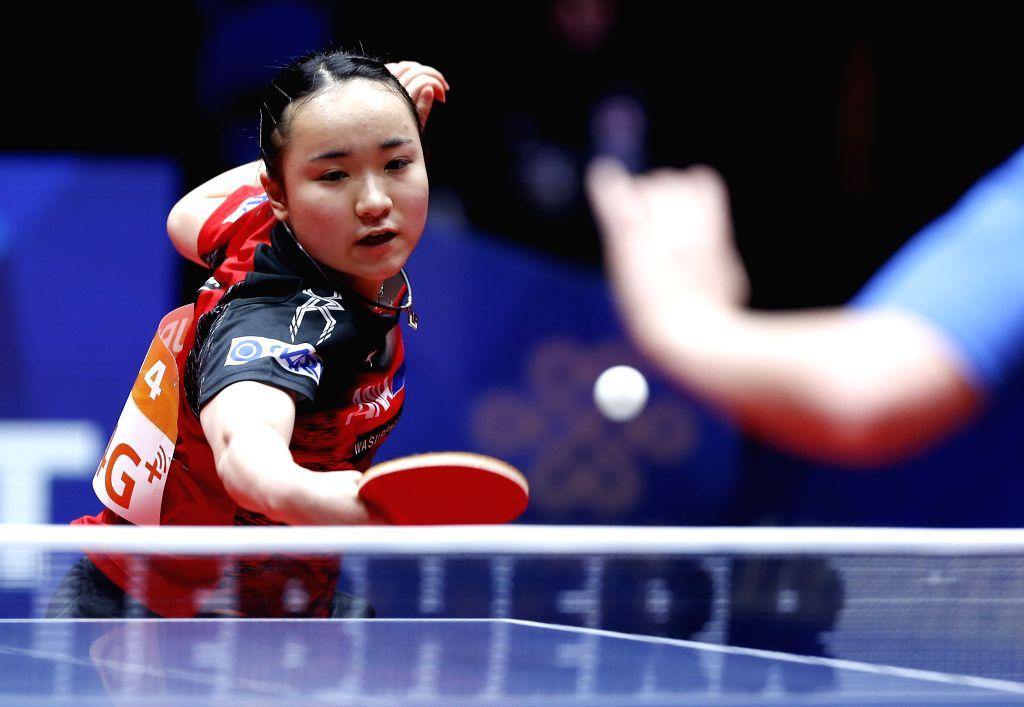 2019 ITTF Women's World Cup