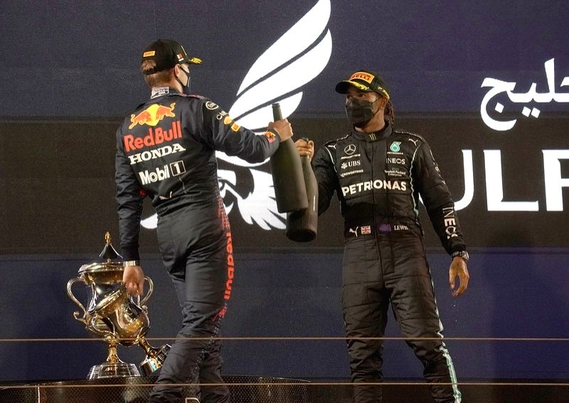Hamilton ready for epic F1 title fight with Verstappen