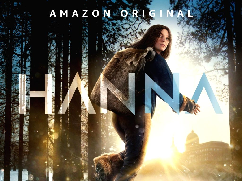 'Hanna' creator David Farr: Women bring difference to politics of the set.