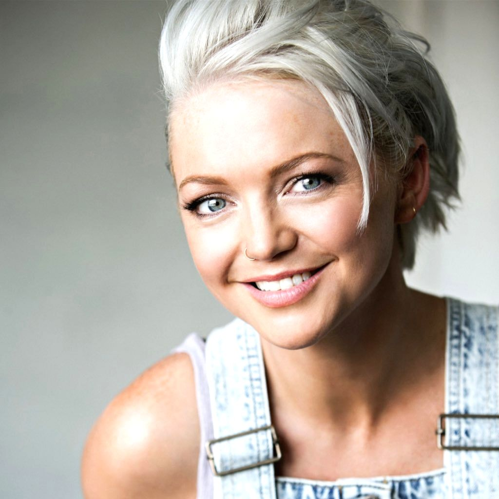 Hannah Spearritt. (Photo: Twitter/@hannahspearritt)