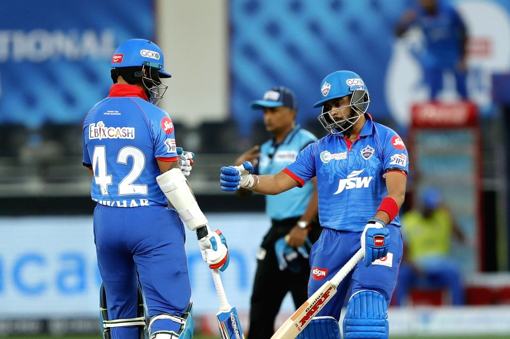 Happy my 1st IPL ton contributed to win, says Dhawan