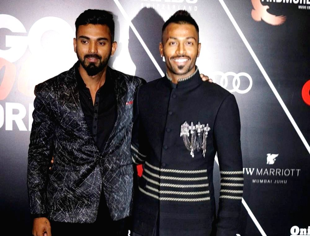 Hardik Pandya and KL Rahul. (File Photo: IANS)