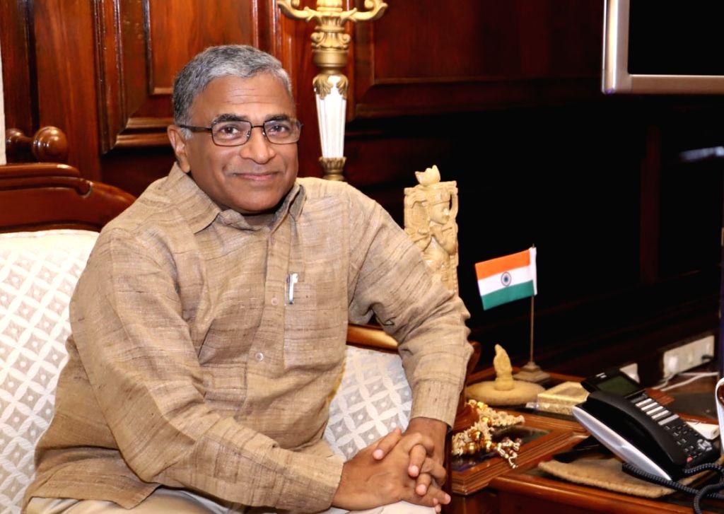 Harivansh Narayan Singh. (File Photo: IANS) - Harivansh Narayan Singh