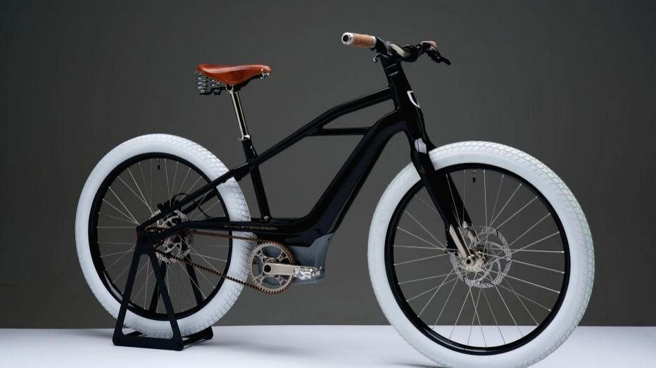 Harley-Davidson unveils electric bicycle 'Serial 1'