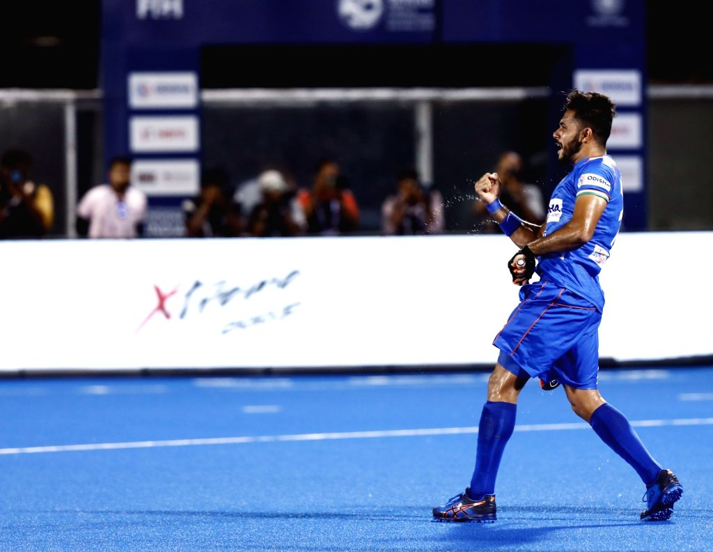 Harmanpreet Singh has been named the Captain of the Indian Men's Hockey team. - Harmanpreet Singh