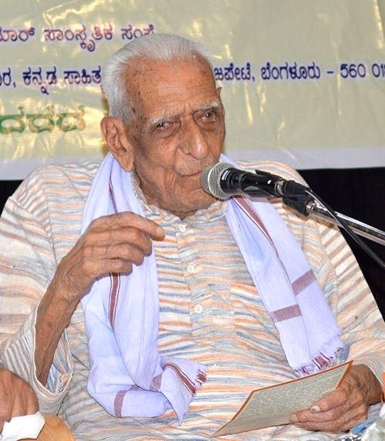 Harohalli Srinivasaiah Doreswamy. (File Photo: IANS)