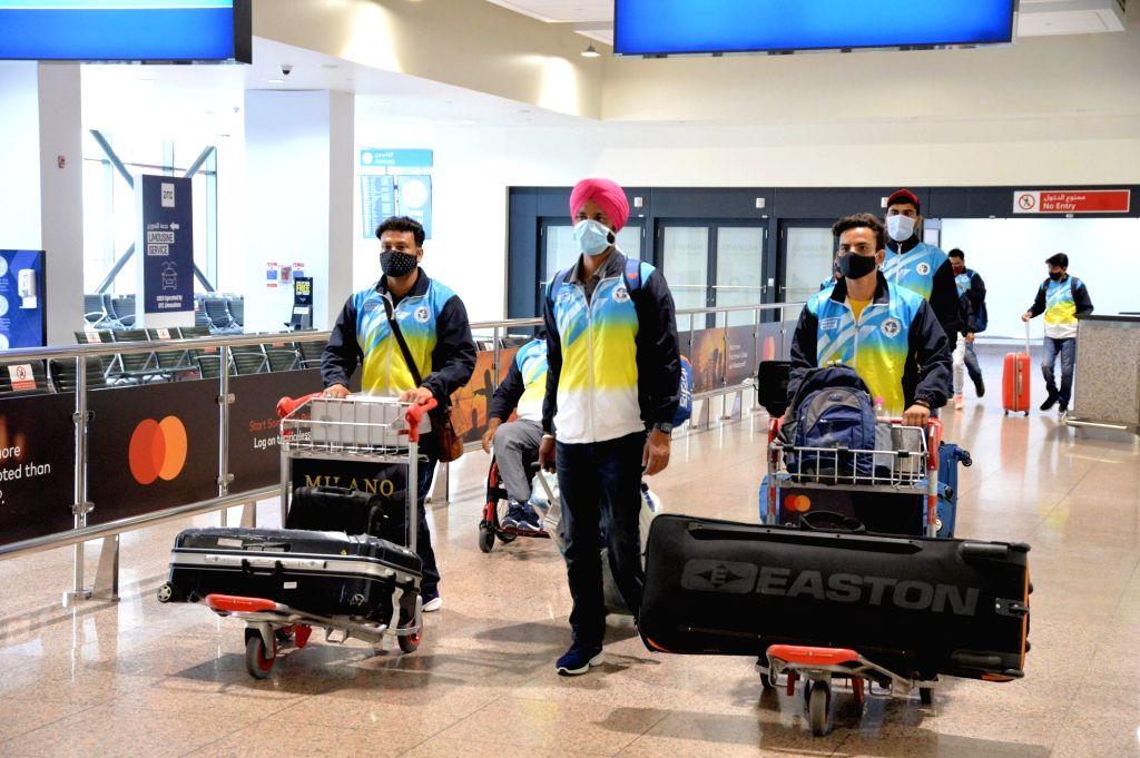 Harvinder, Chikara lead Indian challenge at Fazza World ranking tourny.