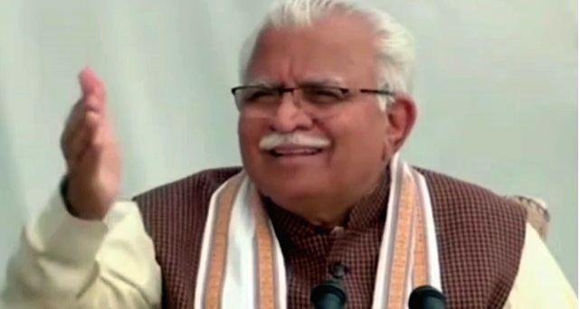 Haryana CM asking BJP workers  tit for tat