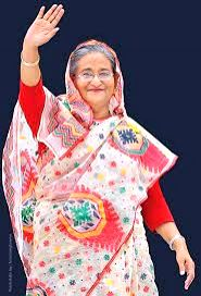 Hasina turns 75 -Tryst Survivor of 48 life attacks-will be celebrated inoculating 80 lakh
