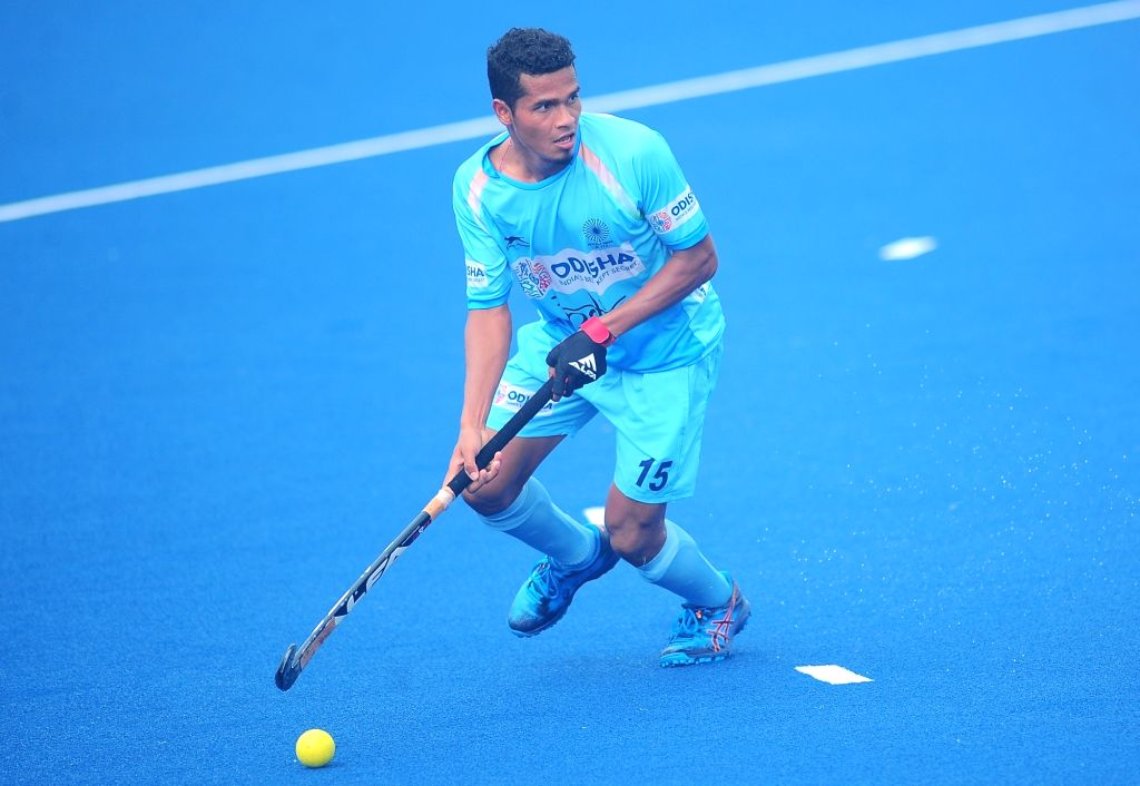 Have been focussing more on my goal-scoring ability, says Shilanand.