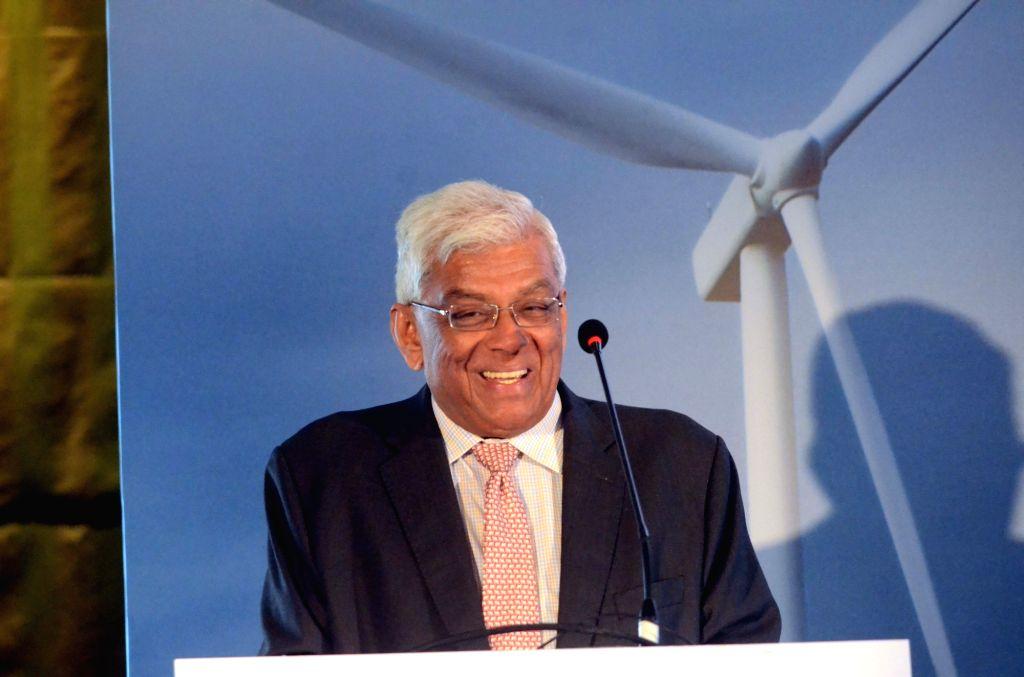 HDFC chairman Deepak Parekh. (Photo: IANS)