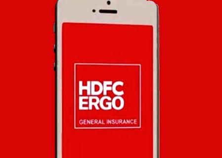 HDFC ERGO General Insurance.