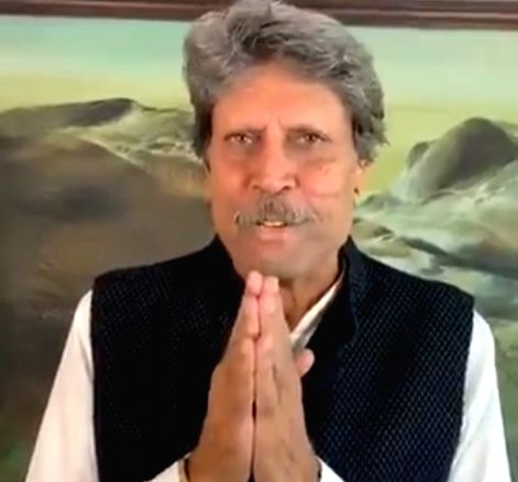 Heart is fine, says Kapil Dev days after angioplasty. - Kapil Dev