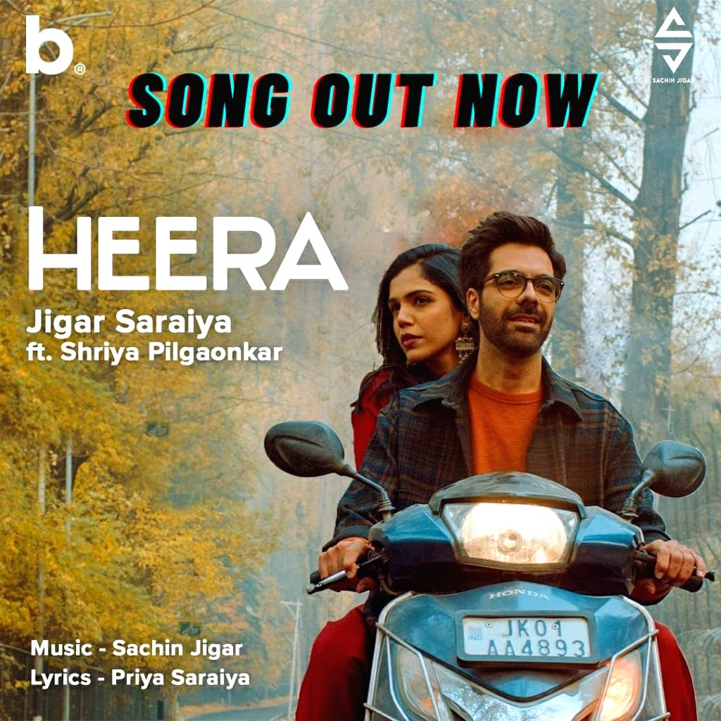 Heera, the latest single by composer duo Sachin-Jigar, is capturing hearts not only with its melody but also for its video that showcases the beauty of Kashmir.