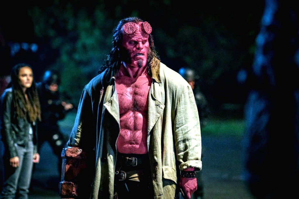 Hellboy. (Photo: Twitter/@HellboyMovie)