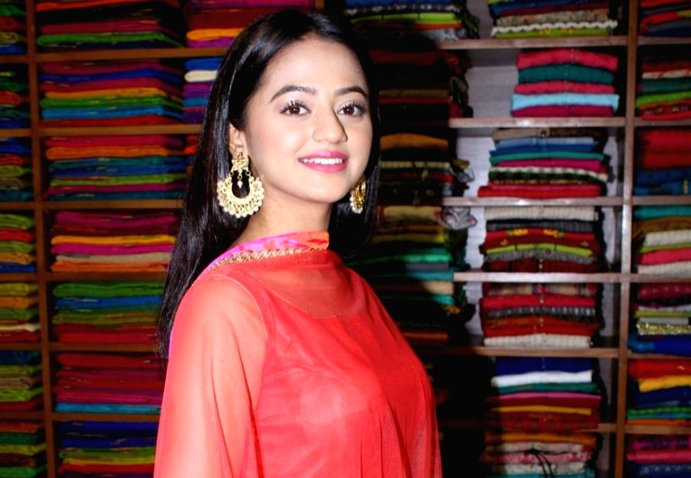 Helly Shah. (File Photo: IANS) - Helly Shah