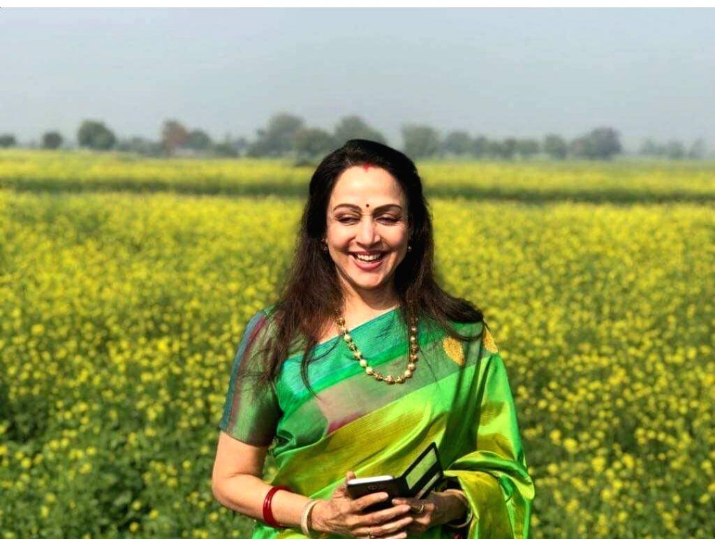 Hema Malini wants Mathura to be included in NCR. - Hema Malini