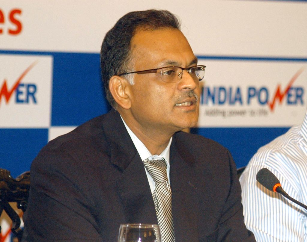 Hemant Kanoria, Chairman and Managing Director of SREI