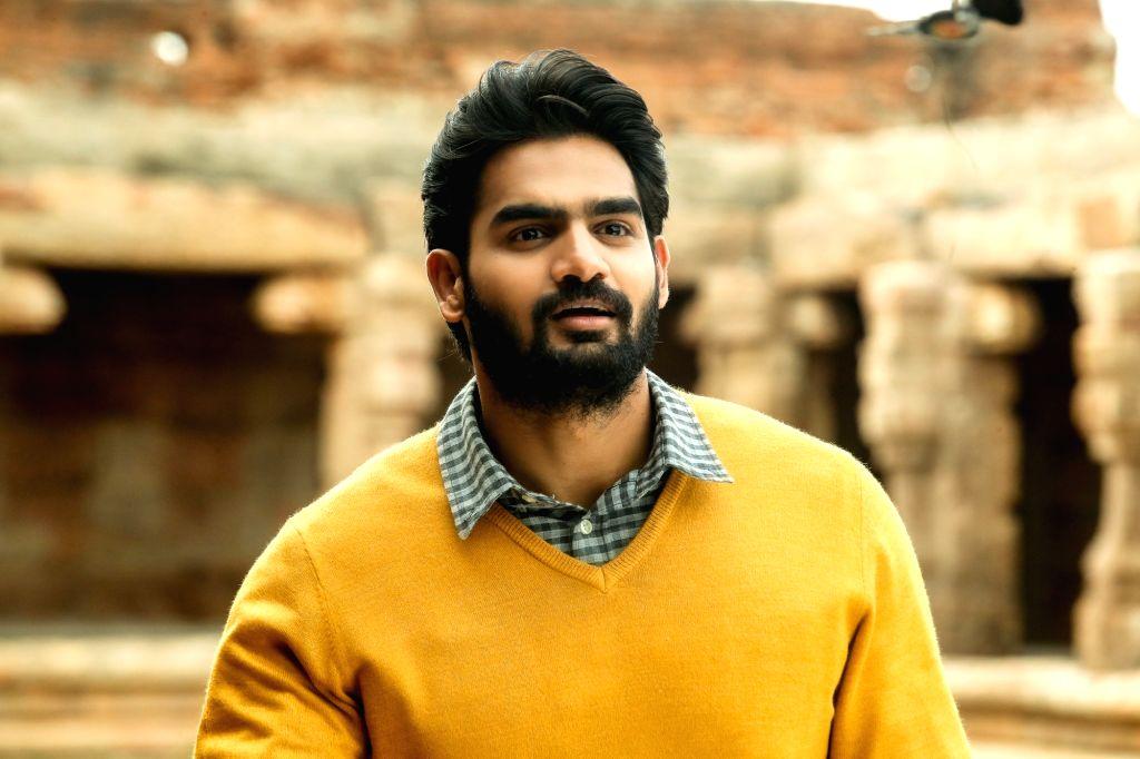 "Hero Kartikeya's new film Titled ""RajaVikramarka""."
