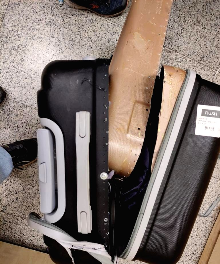 Heroin worth Rs.78 crore seized from 2 Africans at Hyderabad Airport