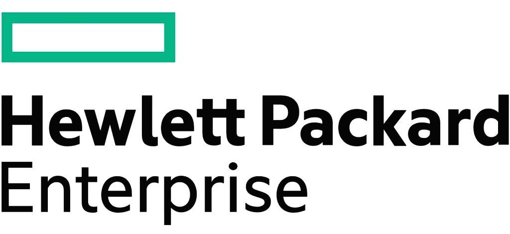 Hewlett Packard Enterprise (HPE).