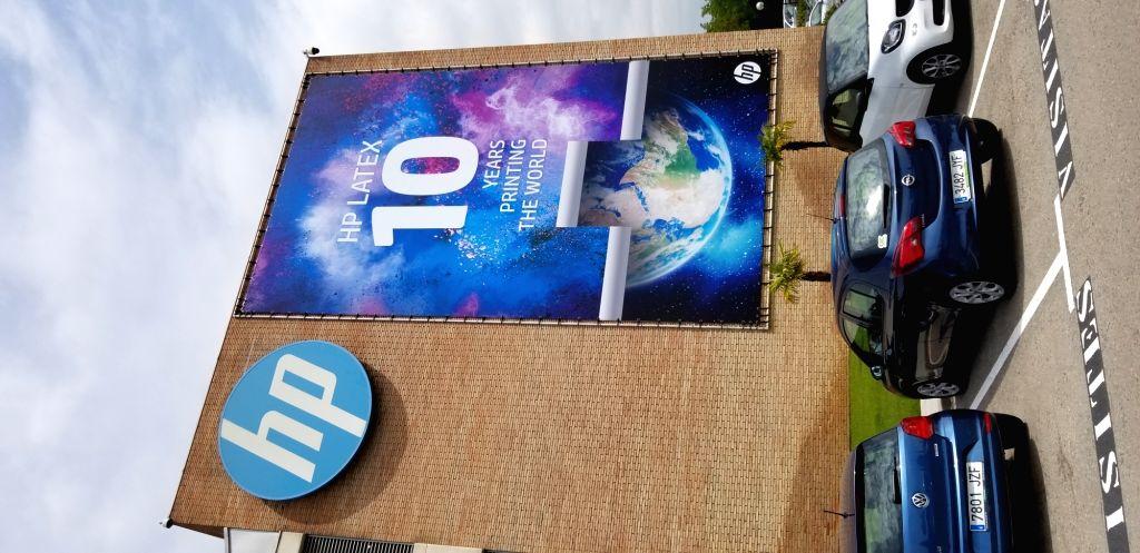Hewlett-Packard (HP).