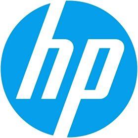 Hewlett-Packard (HP) logo. (File Photo: IANS)