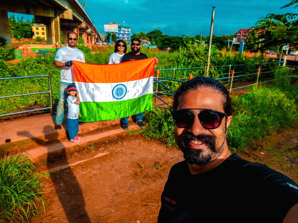 'Highway is the New Way' celebrates Independence Day.