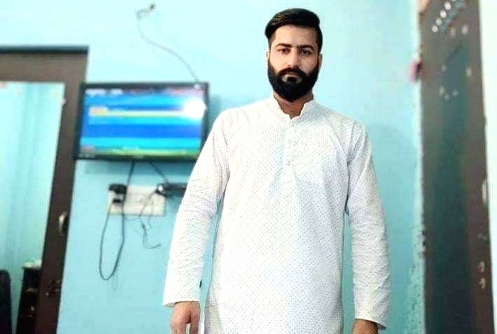 Hilal Ahmad, a Ph.D. scholar.