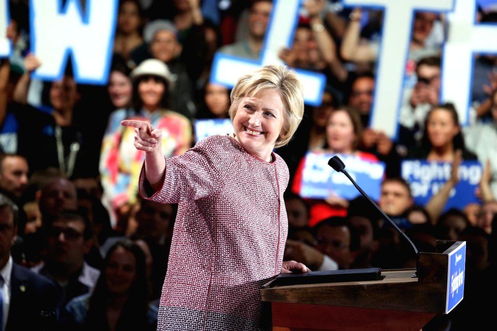 Hillary Clinton. (File Photo: Mohammed Jaffer/IANS)