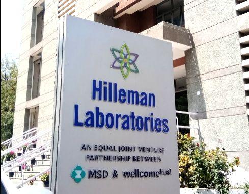 Hilleman Laboratories.