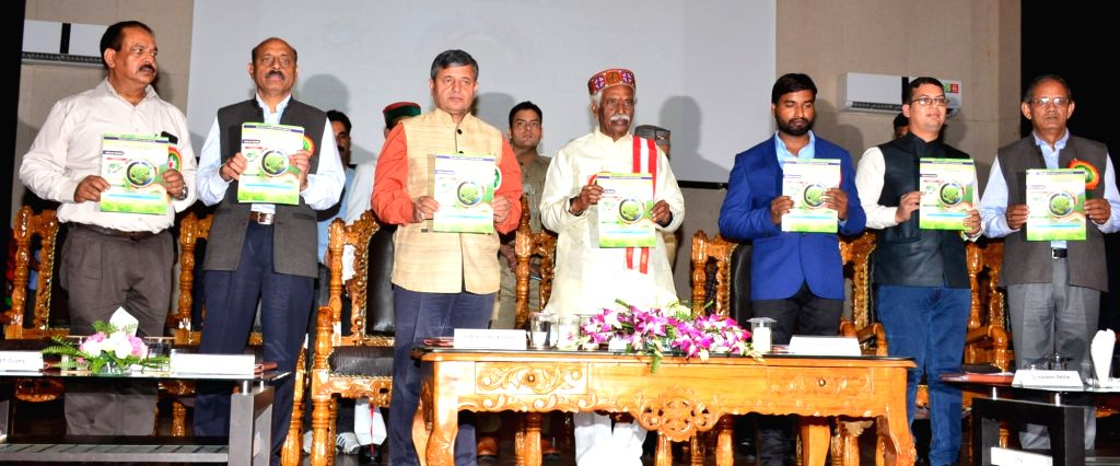 Himachal Pradesh Governor Bandaru Dattatraya at the 2nd  International Conference on ???Recent Advances in Agricultural, Environmental and Applied  Sciences for Global Development  (RAAEASGD-2019)??? ...