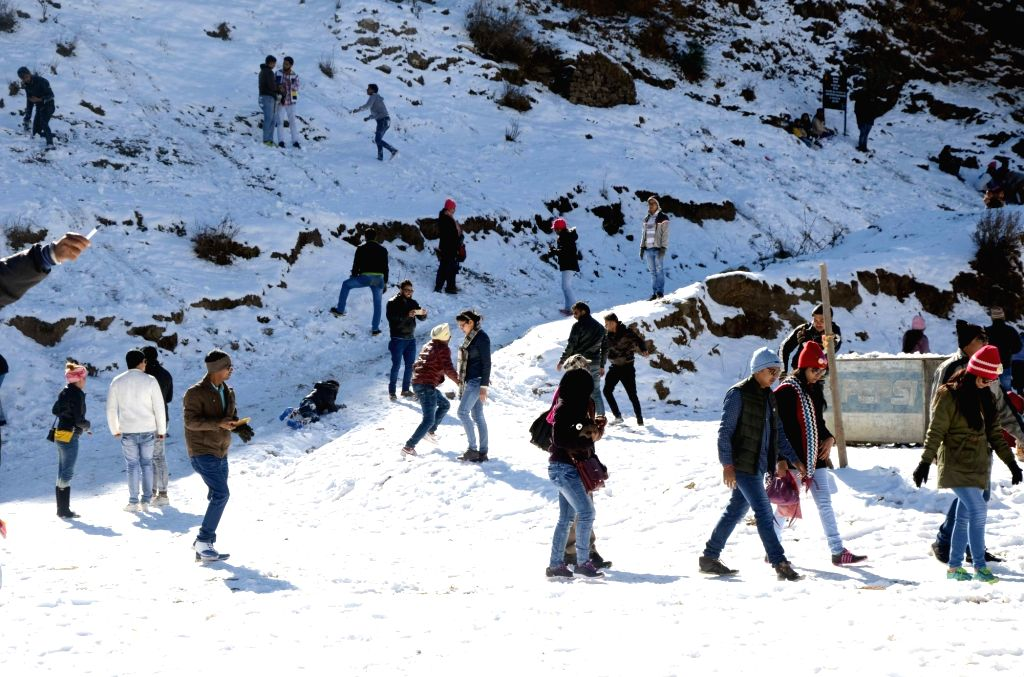 Himachal sunny, but in many places mercury stays below zero. (Photo: IANS)