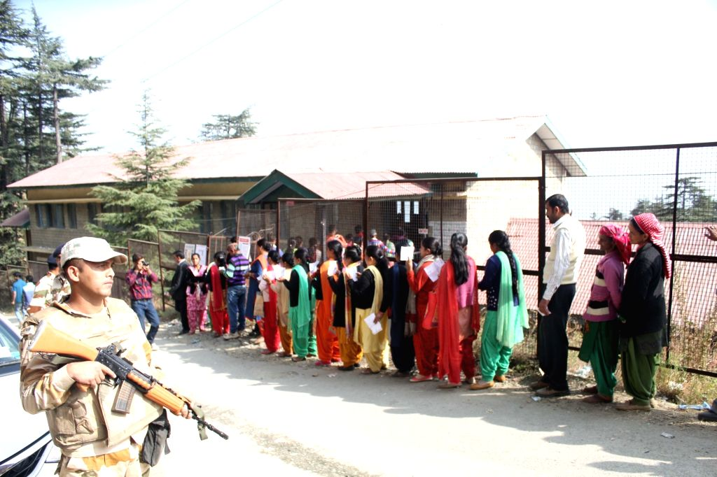 Himachal voters rue poor amenities along China border. (Photo: IANS)