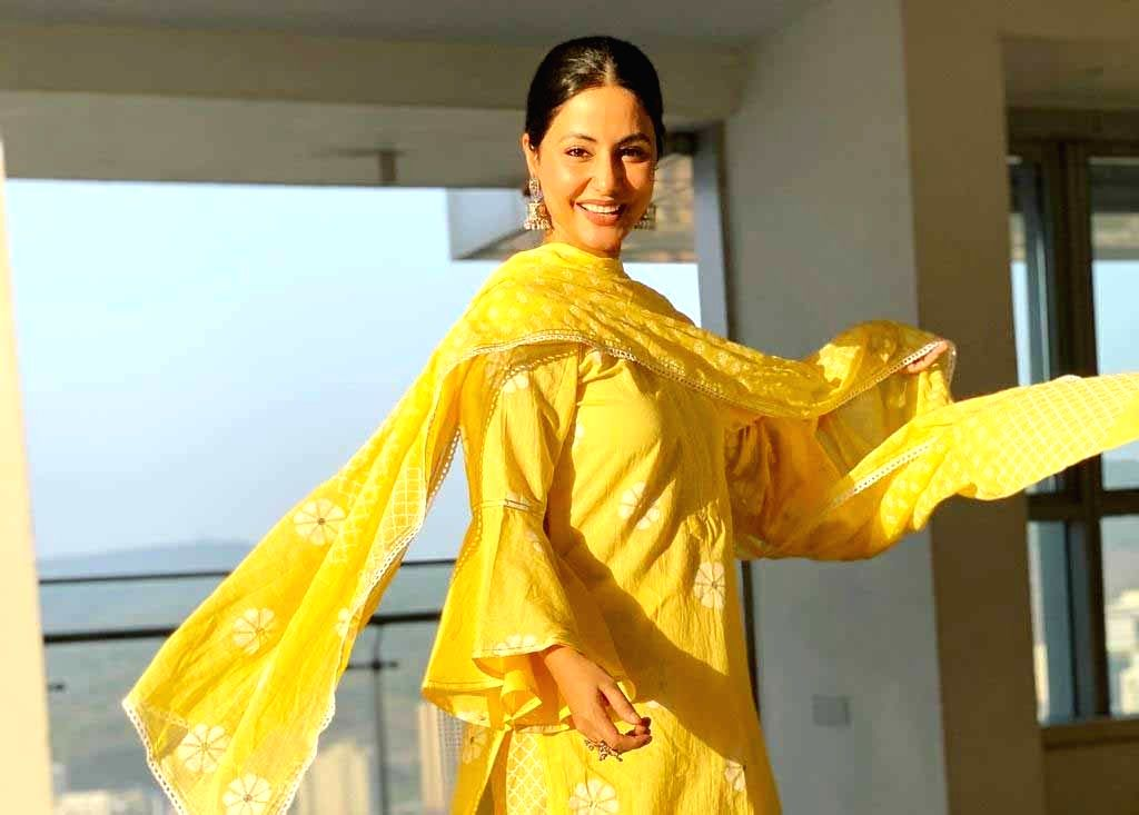 Hina Khan: Ramzan in lockdown is a boon. - Hina Khan