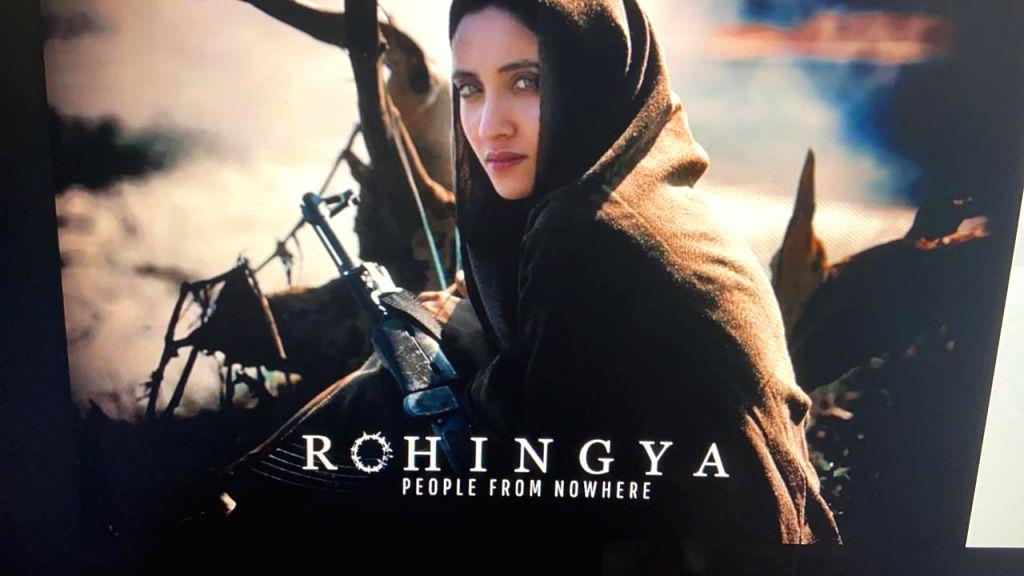 Hindi film on Rohingya genocide in works.
