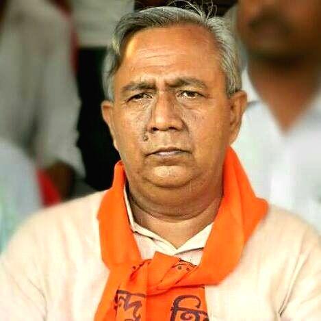 Hindu Samhati leader Tapan Ghsoh.