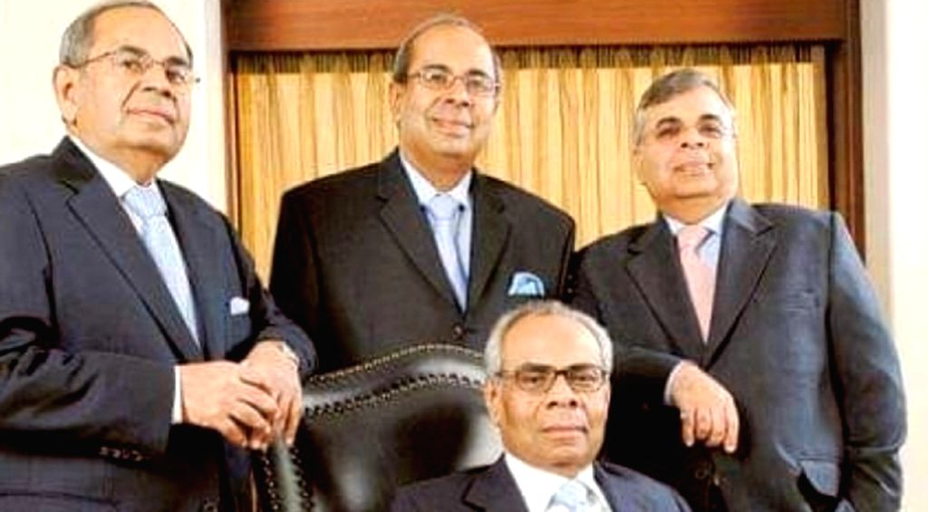 Hinduja brothers battle over $11b family fortune.