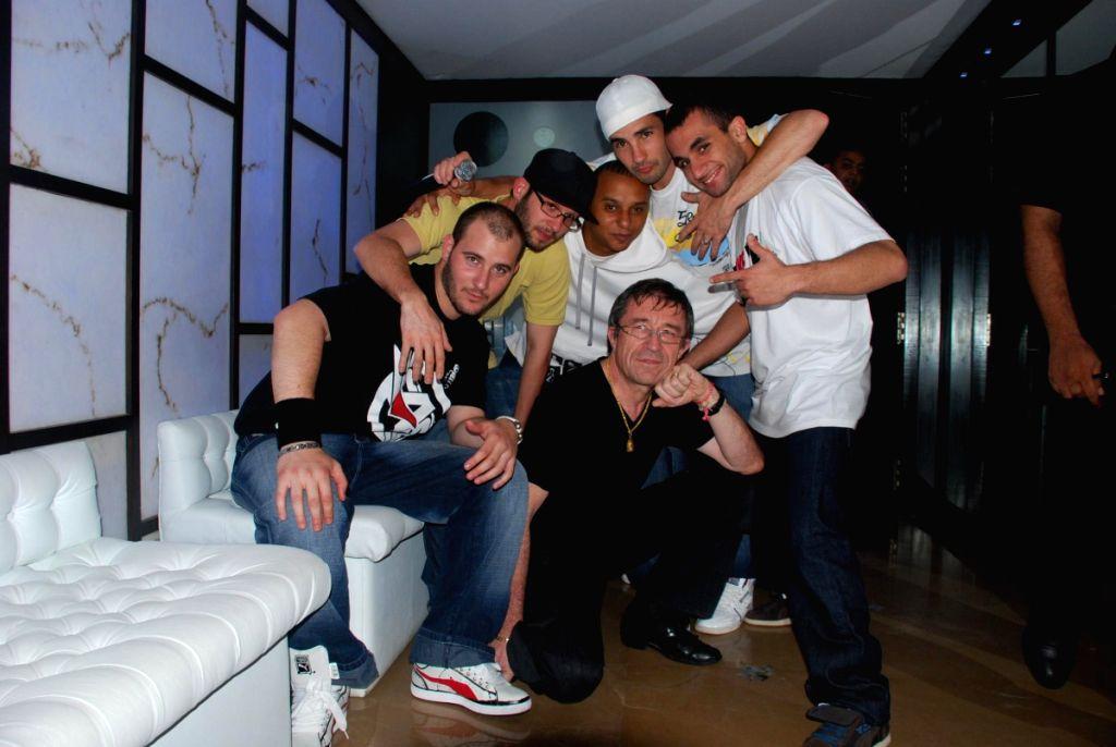 Hip-Hop night with DJ Salve Form and DJ Atis.