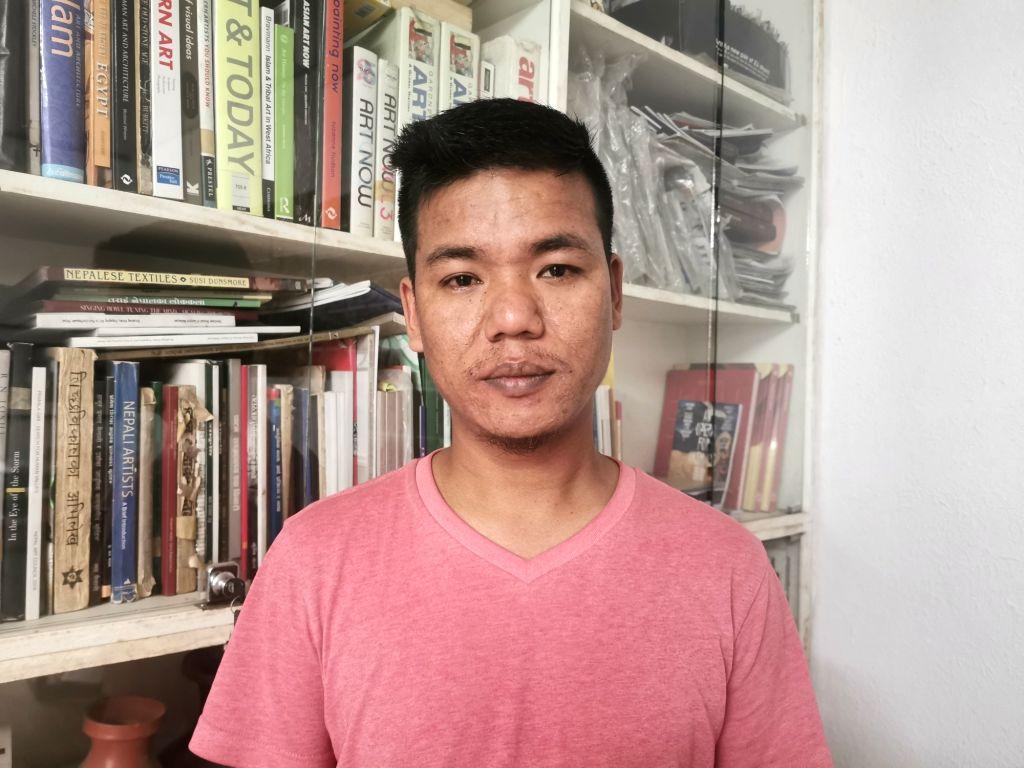 Hit Man Gurung.