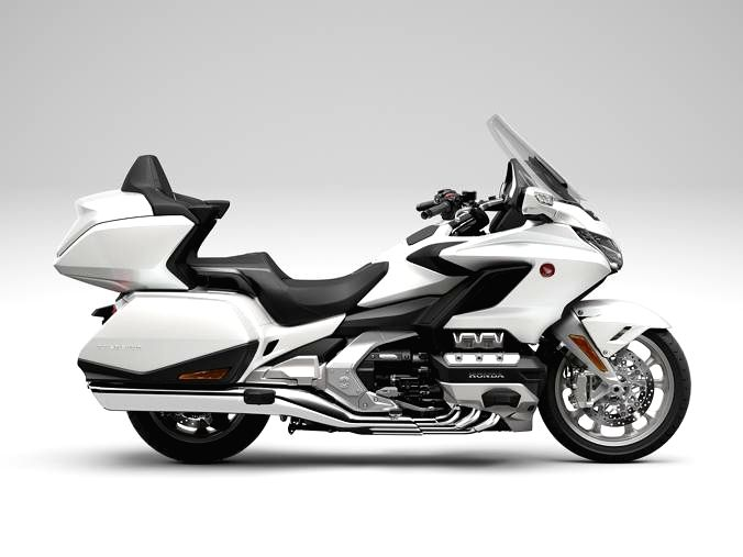 HMSI launches '2021 Gold Wing Tour' bike starting from Rs 37 lakh