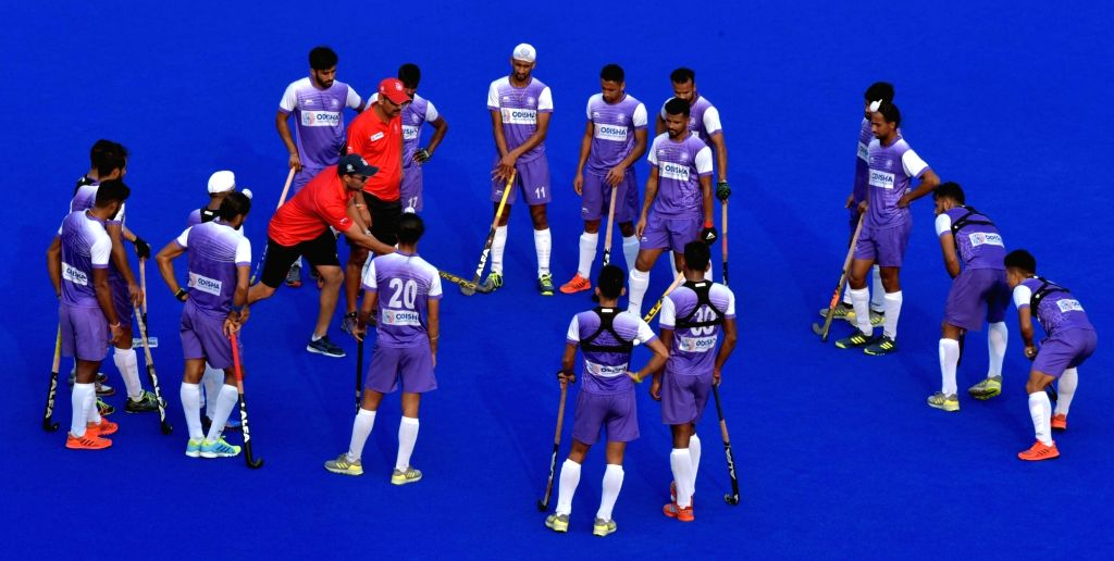 Hockey India (HI) on Wednesday announced that both men's and women's core probables groups returned to training in a 'systematic and phased' manner at the Bengaluru campus of the Sports Authority of India (SAI). (Photo: IANS)