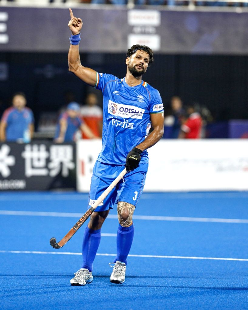 Hockey India name 22-member Indian Men's Team for Argentina Tour.