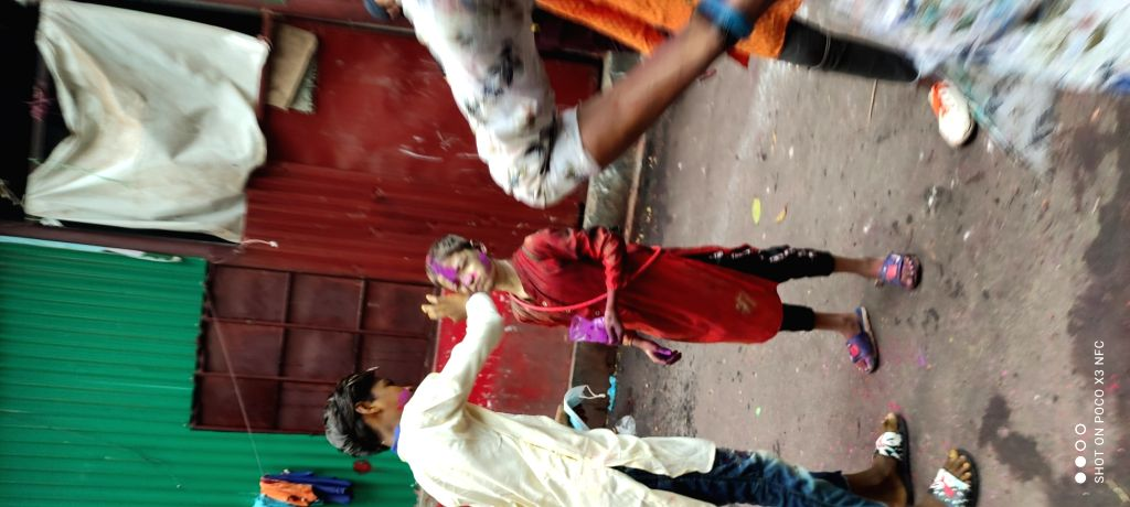 Holi Of Dalit in Bangladesh on next day Due to Muslim-majority's Shab e Barat