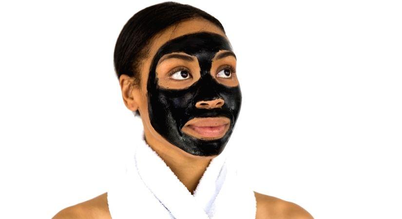 Home made face masks.