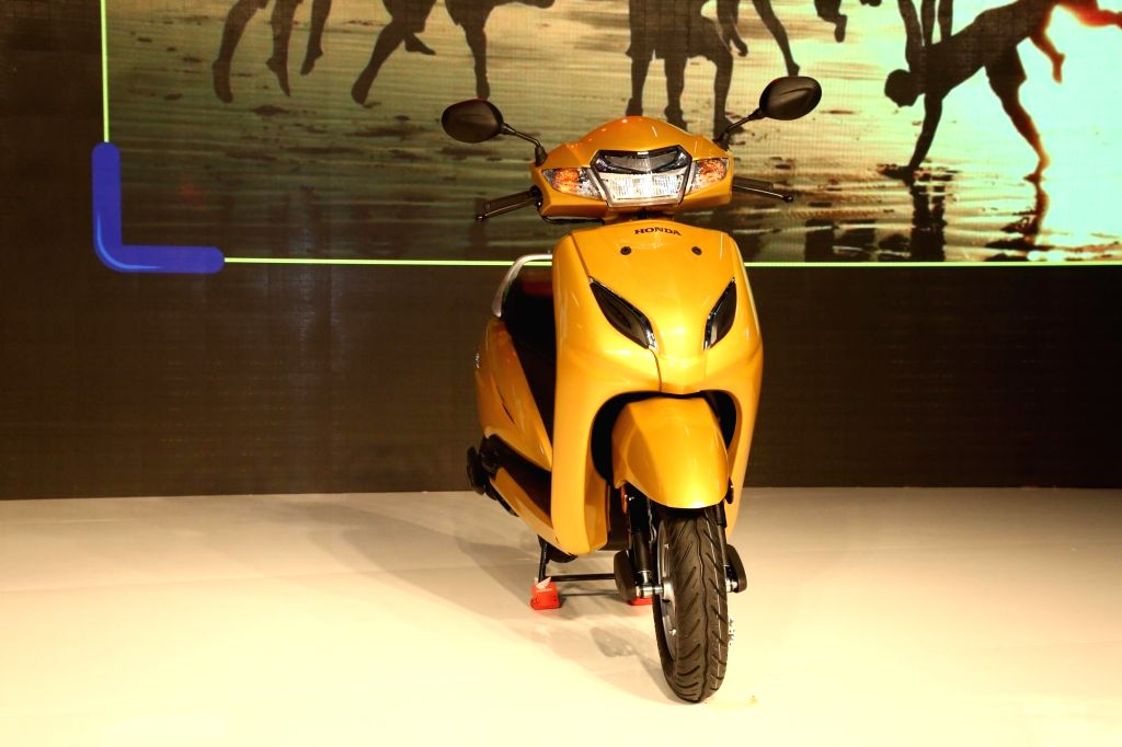 Honda Activa. (Photo: IANS)