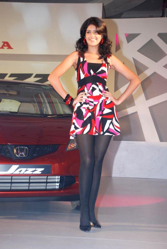 Honda Jazz car launch.