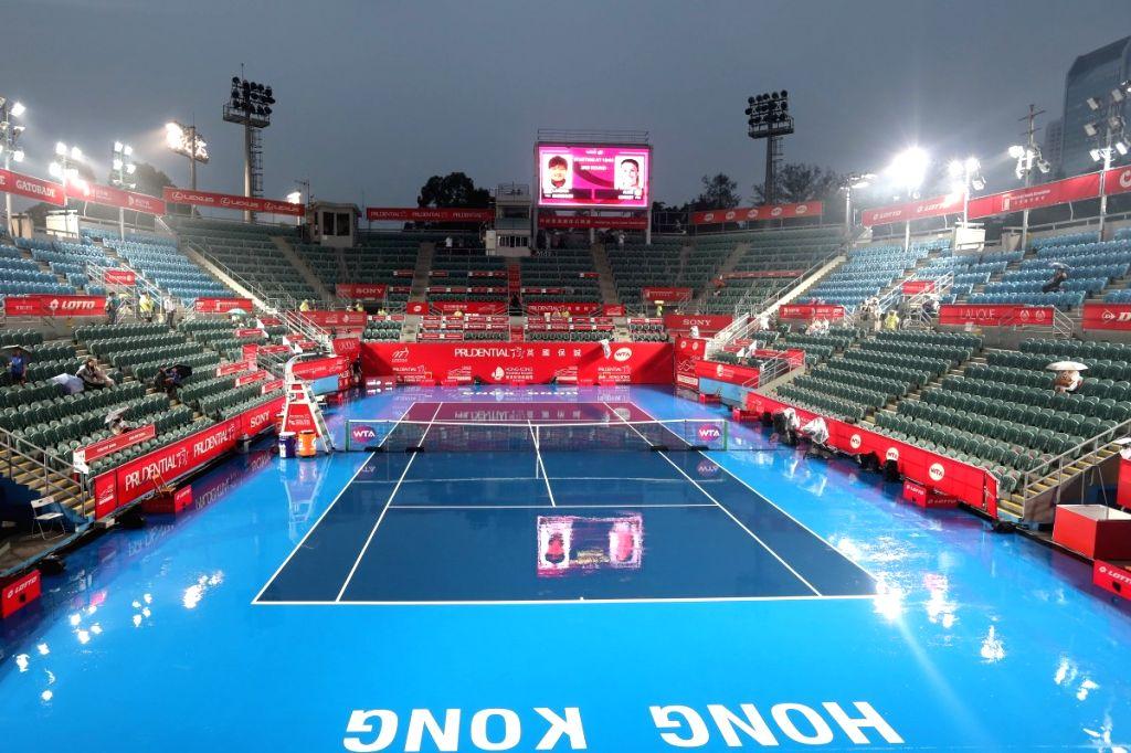 Hong Kong Open tennis tournament