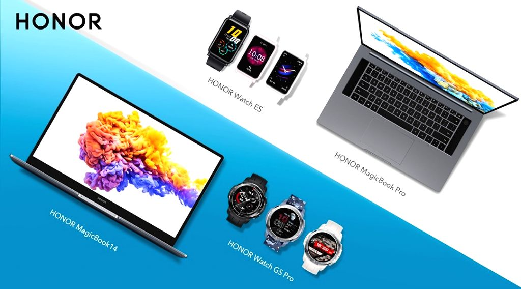 Honor unveils new notebook, smartwatches at IFA 2020 in Berlin story.